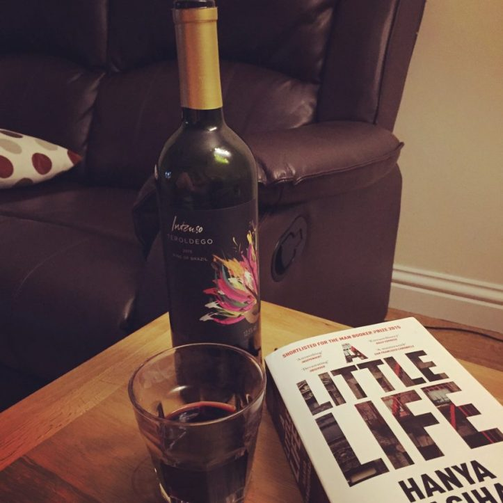 "alt=""Biljana Hutchinson book & wine"""