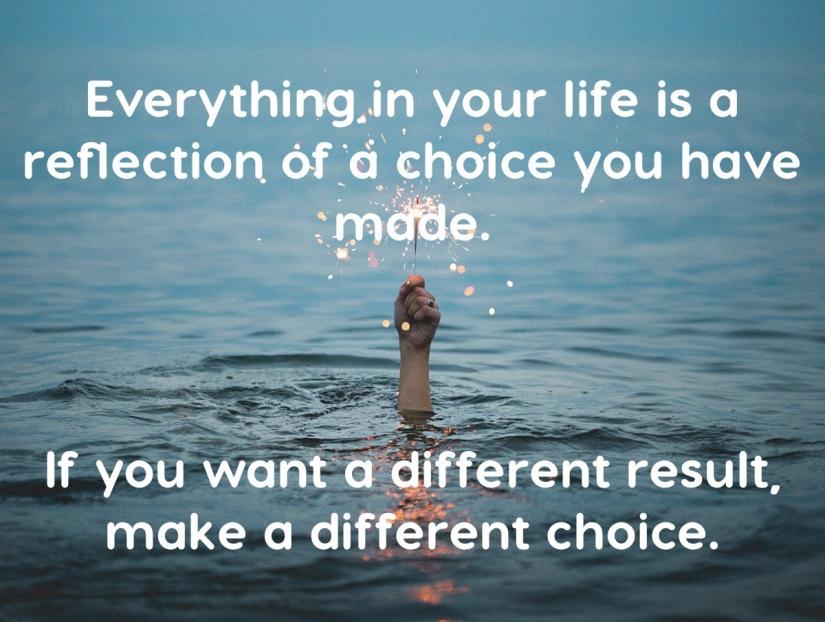 Biljana Hutchinson Choice quote