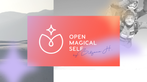 Open Magical Self Cover